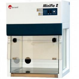 Ламинарные шкаф MINIFLO DUE с вертикальным потоком,  класс 5  ISO,  тип 60